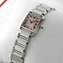 ブランド CARTIERカルティエ 時計コピー タンク フランセーズ スティール レディース W51035Q3
