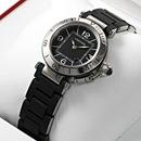 ブランド CARTIERカルティエ 時計コピー パシャ シータイマー レディー(ミニ) W3140003