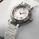 ブランド CARTIERカルティエ 時計コピー パシャ シータイマー レディー(ミニ) W3140002