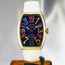 腕時計 コピー FRANCK MULLER フランクミュラー トノウカーベックス カラードリームス 5850COLDREAMS
