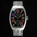 腕時計 コピー FRANCK MULLER フランクミュラー トノウカーベックス カラードリームス クレイジーアワーズ 5850CHCOLDREAMS