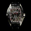 FRANCK MULLER フランクミュラー 時計 偽物 コンキスタドールグランプリ チタン 8900SCJ