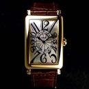 腕時計 コピー FRANCK MULLER フランクミュラー 激安 ロングアイランド レディース 952QZ