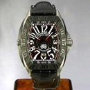 腕時計 コピー FRANCK MULLER フランクミュラー 激安 コンキスタドールグランプリ チタン 8900SCJ_TT