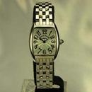 腕時計 コピー FRANCK MULLER フランクミュラー 激安 トノウカーベックス レディース インターミディエ パステルグリーン 2251QZ
