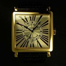 腕時計 コピー FRANCK MULLER フランクミュラー 激安 マスタースクエア キング レリーフ 6000KSCDTRELR