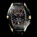 FRANCK MULLER フランクミュラー 偽物時計 コンキスタドールグランプリ 18K PinkGold 8900CCJ