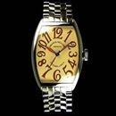 FRANCK MULLER フランクミュラー 偽物時計 カサブランカ サハラ サーモンピンク 5850SAHA