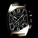 フランク・ミュラー コピー 時計 3カウンタークロノグラフ ノアール8880CCATNR AC Black