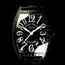 フランク・ミュラー コピー 時計 ブラッククロコ 鏡面 8880SCBLKCRO AC Black