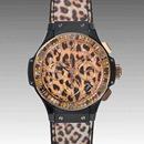 (HUBLOT)ウブロ ビッグバン コピー セラミックレオパード 341.CP.7610.NR.1976 高級 時計