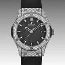 (HUBLOT)ウブロ 時計 クラシック フュージョン ジルコニウム パヴェ 542.ZX.1170.RX.1704 ブランド コピー 激安