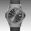 (HUBLOT)ウブロ スーパーコピー 時計クラシック フュージョン ジルコニウム シルバーストーン 542.ZX.7070.LR