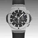 (HUBLOT)ウブロ スーパーコピー ビッグバン アエロバン スチール 311.SX.1170.RX 腕時計 メンズ 人気