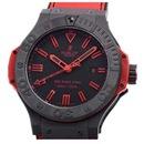 (HUBLOT)ウブロコピー ビッグバン キング オールブラックレッド 限定品 322.CI.1130.GR.ABR10 腕時計 おすすめ