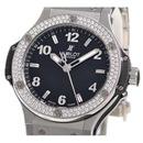 (HUBLOT)ウブロ 時計 コピー ビッグバン スチール ダイヤモンド 361.SX.1270.SX.1104