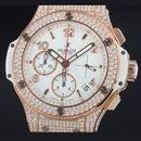 ウブロ 時計 コピー ビッグバン ポルトチェルボダイアモンド 341.PE.230.RW.174