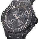 ウブロ 時計 コピー ビッグバン ブラックキャビア ブラックセラミック 346.CX.1800.BR