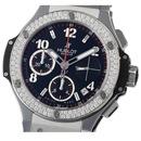 ウブロ 時計 コピー ビッグバン スチール ダイヤモンド342.SX.130.RX.114