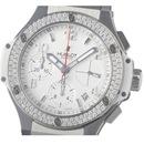 ウブロ 時計 コピー ビッグバン スチール ホワイトダイヤモンド342.SE.230.RW.114 時計 通販
