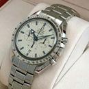 ブランド オメガ 腕時計コピー通販 スピードマスター ブロードアロー ホワイト文字盤 3551-20