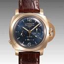 パネライ(PANERAI) ルミノールスーパー時計コピー1950 8デイズクロノ モノプルサンテGMT PAM00277