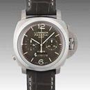 パネライ(PANERAI) ルミノールスーパー時計コピー1950 8デイズクロノ モノプルサンテGMT PAM00311