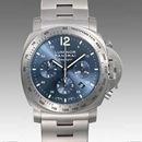 パネライ(PANERAI) ルミノールスーパー時計コピークロノ デイライト PAM00327