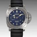 パネライ(PANERAI) ルミノールスーパー時計コピー1950 サブマーシブル レガッタ 3デイズgmt PAM00371