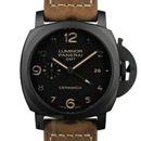 パネライ(PANERAI) ルミノールスーパー時計コピー1950 3デイズ GMT オートマチック チェラミカ PAM00441