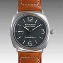 パネライ(PANERAI) スーパーコピー時計 ラジオミール ブラックシール PAM00183