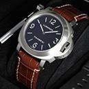 PANERAIパネライ ルミノールスーパー時計コピーベース チタン PAM00176