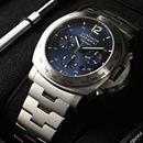 PANERAIパネライ ルミノールスーパー時計コピー1950 3デイズGMTパワーリザーブ PAM00321