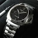 PANERAIパネライ ルミノールスーパー時計コピー1950マリーナ3デイズGMT PAM00329