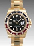 ロレックス(ROLEX) 時計 GMTマスターII 116748SARU