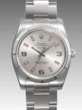 ロレックス コピー (ROLEX) 時計 エアキング 114210 ピンクバー