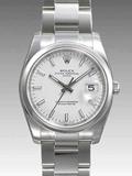 ロレックス(ROLEX) コピー時計 オイスターパーペチュアル デイト 115200 機械