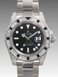 ロレックス(ROLEX) 時計 GMTマスターII 116759SANR