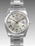 ロレックス(ROLEX) 時計 オイスターパーペチュアル デイト 115200 シルバー