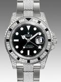 ロレックス(ROLEX) 時計 GMTマスターII 116759SANR 宝石