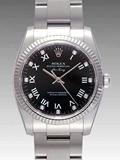 ロレックス(ROLEX) 時計 エアキング 114234G コピー 機械 宝石