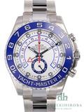 ロレックス(ROLEX)偽物通販 ヨットマスターII 116680 GMT 時計コピー 新品