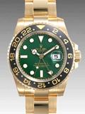 ロレックスコピー (ROLEX) 時計 GMTマスターII 116718LN グリーン