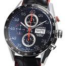 人気 タグ·ホイヤー腕時計偽物 カレラタキメーター クロノデイデイト CV2A1E.FC6301