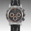 Bvlgari ブルガリ時計偽物 コピー クロノ タイプ 新品メンズ BB42C3SLDCH