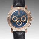 Bvlgari ブルガリ時計偽物 コピー クロノ タイプ 新品メンズ BBP42C3GLDCH