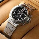 ブランド ブルガリBvlgari 時計コピー ディアゴノプロフェッショナル テラ クロノ ブラックCH40SSDTA