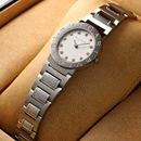ブランド ブルガリBvlgari 時計コピー レディース ホワイトダイヤル/12ダイヤインデックス BB26WSS/12N