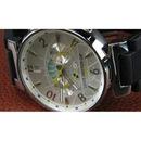 ルイヴィトン 時計コピー louis vuitton腕時計 シルバー文字盤自動巻 LV-010