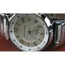 ルイヴィトン 時計コピー louis vuitton腕時計 GMT自動巻シルバー文字盤 LV-012
